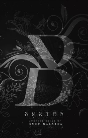 Burton / book cover by SnowGalatea
