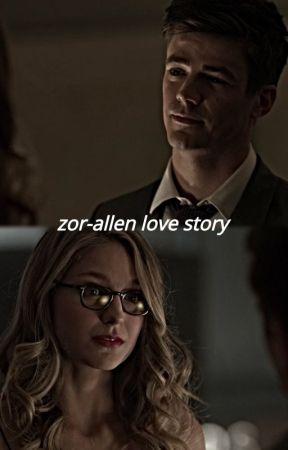 Zor-Allen Love Story by Sydneys2003