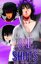 ❥ One-Shots (Sasuke Uchiha y tu) by -GhostsItachi