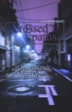 crossed paths. | jihoon & woojin ff by woojinsteeth