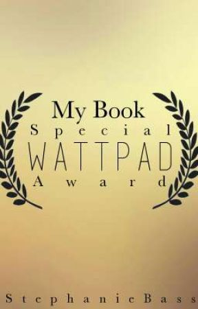 My  Book  Spécial Award  by StphanieBass