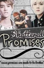 Shattered Promises [One Shot] by Damnitsdami