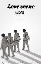 Haikyuu!!~ Escenarios, one shot y Types [Pedidos Abiertos] by _Yosoko_