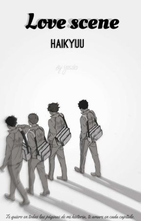 Haikyuu!!~ Escenarios, Types y One Shot's [Pedidos Abiertos] by _Yosoko_