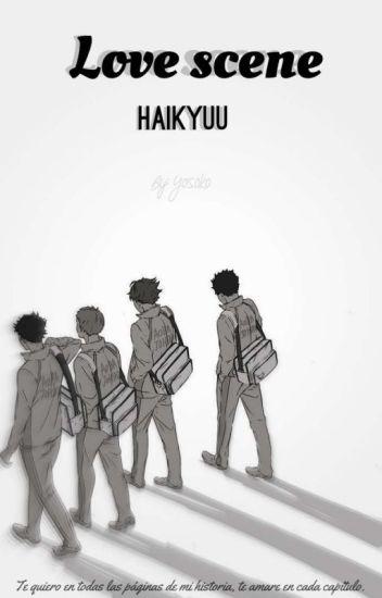 Haikyuu!!~ Escenarios, one shot y Types [Pedidos Abiertos]