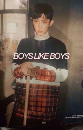 BOYS LIKE BOYS  by epic_loser