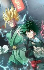 Dragon Punch Hero Academy  by KarnaRedLancer