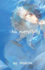 his everything • tododeku by kristxria