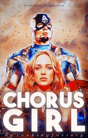 Chorus Girl  ✩ Steve Rogers by lookingforlucy