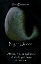 Night Queen by Blue_The_Killjoy