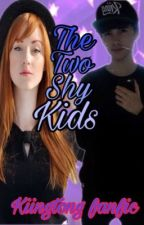 the two shy kids|kiintong fanfic by lunermaddie
