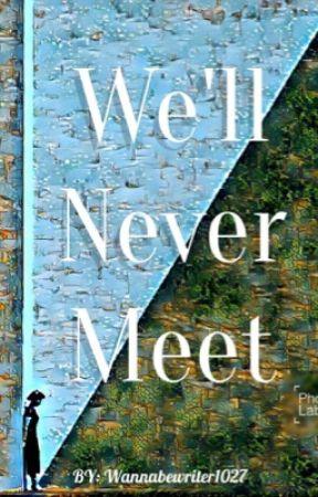 We'll Never Meet by wannabewriter1027