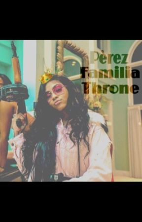 Pèrez Familia Throne by KyaGraham15