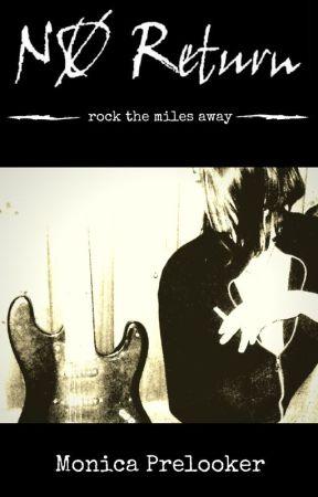 NØ Return - Rock The Miles Away by MonicaPrelooker