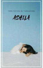 ASHILA  by Tiaraarvnn