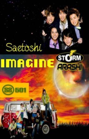 Arashi And Double S 501 (SS501) Imagine by SaeToshi