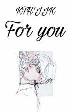 For you' Taekook by EB_Vkook