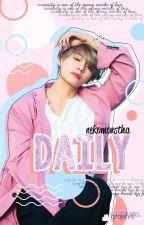Daily    kim taehyung by nekomonstha