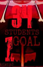 34 Students One Goal by pkristin3