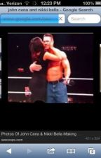 Wwe love:john cena and nikki bella by missladybugg2000