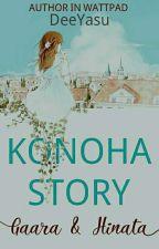 Konoha Story : Gaara And Hinata by DeeYasu