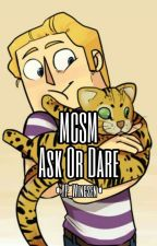 MCSM Ask or Dare by YP_Wingsen