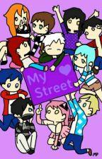 Mystreet And MCD Short Stories (MyStreetXmcdXoc) by AbigailDH