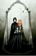 el profesor de posiones Snape y la sabelotodo Granger  by marcela051015