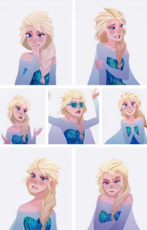Love Is Complicated Yet Amazing (Elsa X Fem Reader) by MikeyIsAnAss