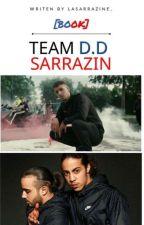 Book Dla Sarrazine Et TeamDD by LaSarrazine__