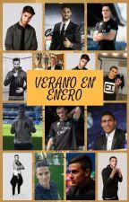 VERANO EN ENERO (EN PAUSA) || FUTBOLISTAS by setze_