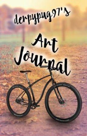 Art Journal by derpypug97