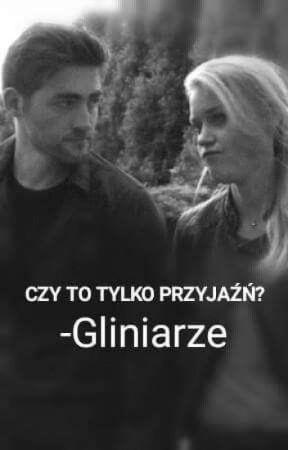 """Tytułowi """"Gliniarze"""" to detektywi: Natalia Nowak i Robert Barcz – dumny."""