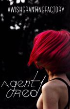 Agent Red | ✓ by awishgrantingfactory