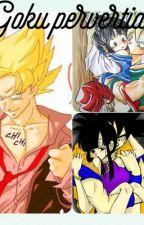 La pervercion de Goku  ~GOCHI~ by Maria69antunez