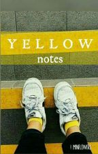 yellow notes; xiuhan by MinFlowers