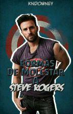 Formas de molestar a Steve Rogers   #1 by PearsHater