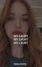 my light ✧ stydia by evanstucky