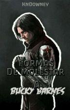 Formas de molestar a Bucky Barnes   02 by PearsHater