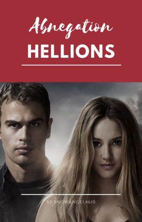 Abnegation Hellions by snowangel4610