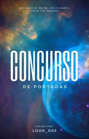 Concurso de portadas by look_003