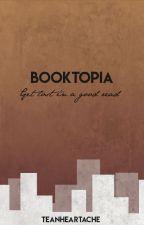 Booktopia by TeaNHeartache