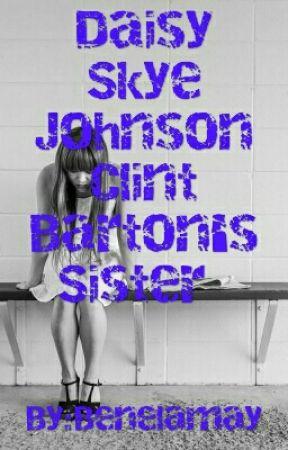 Daisy Skye Johnson Clint Barton's sister by Benelamay