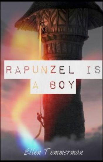 rapunzel is a boy