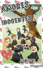 Amores Inocentes  💕 EXO 💕 Yaoi by Zoffya_257