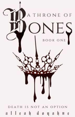 A Throne of Bones | On Hold by -stellae