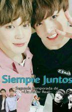 Siempre Juntos~ Jikook by chimchim_Ks