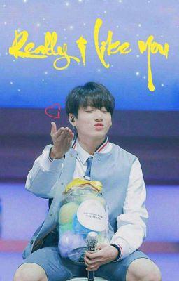 Đọc truyện [IMAGINE] [BTS] [JEON JUNGKOOK] Really I Like You