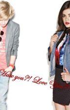 HATE YOU?! love you?! by boelschii