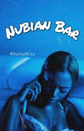 Nubian Bar //imagine Book by NamasteNShit